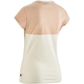 Edelrid Angama Shortsleeve Shirt Women beige